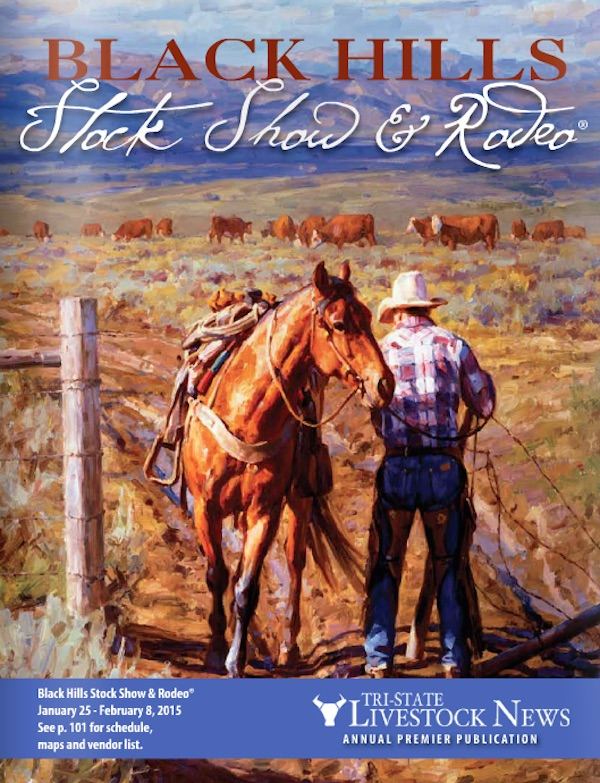 Black Hills Stock Show & Rodeo 2015