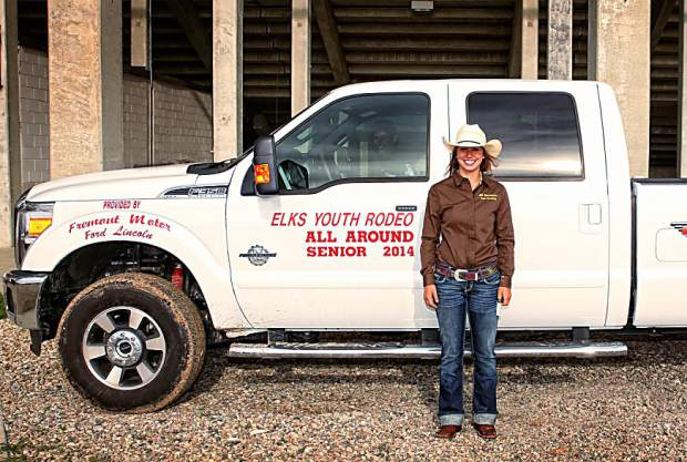 Elks youth rodeo results for Fremont motors sheridan ford