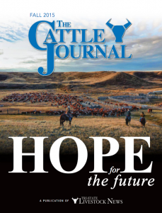 Fall Cattle Journal 2015