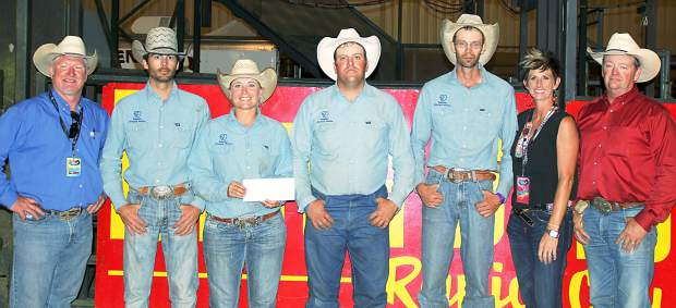 Schön Third Place Honors Went To Valentine Livestock, Valentine, Neb.