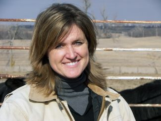 Courtesy photoNominated by her five children and an aunt, Debbie Lyons-Blythe from White City, SD, was named Monsanto's America's Farmers Mom of the Year 2012.