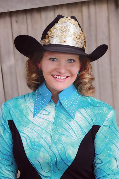 Five Compete For 2013 Miss Rodeo Wyoming Crown Tsln Com