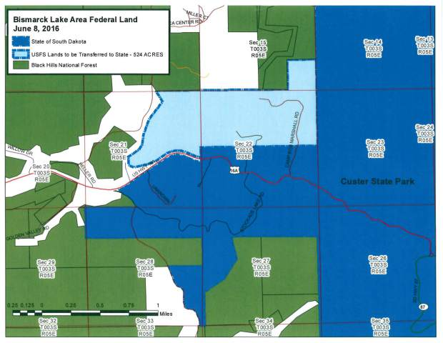 South Dakota Game Fish And Parks Land Acquisition Agency