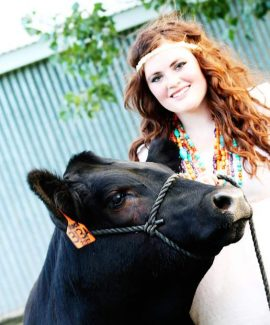 South Dakota Beef Ambassador: Kaley Nolz