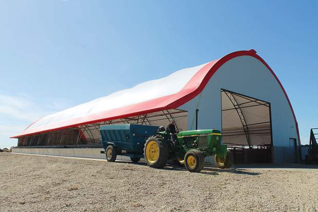 Pre Fabricated Buildings Offer Ranchers Quick Options For