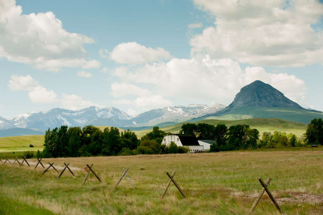Ranch in Montana