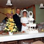 George and Sandee Gittings were married in 1968, after knowing each other most of their lives. Courtesy photo.