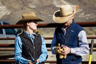 The Cowboy Pastor's Wife by Norma Elliott: Don't leave the gate open for disrespect