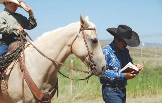 The Cowboy Pastor's Wife: Do you make a fuss if they cuss?
