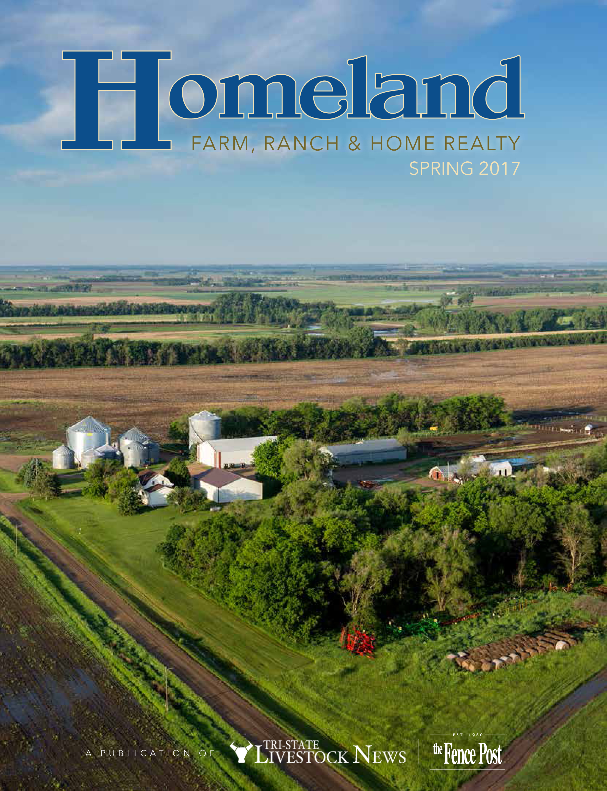 farm, ranch, agriculture real estate magazine