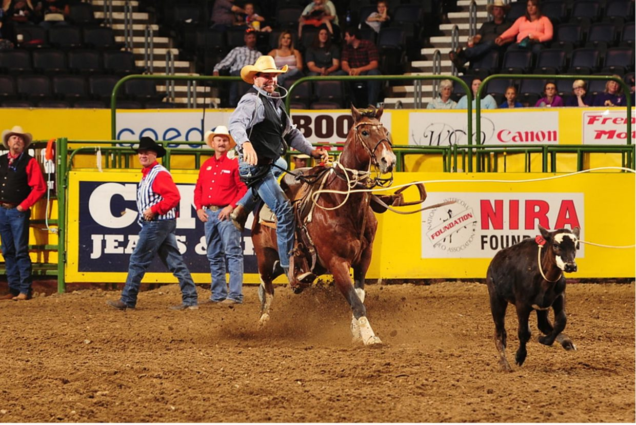 Chadron State College Cowboy Takes Double Win At Colorado