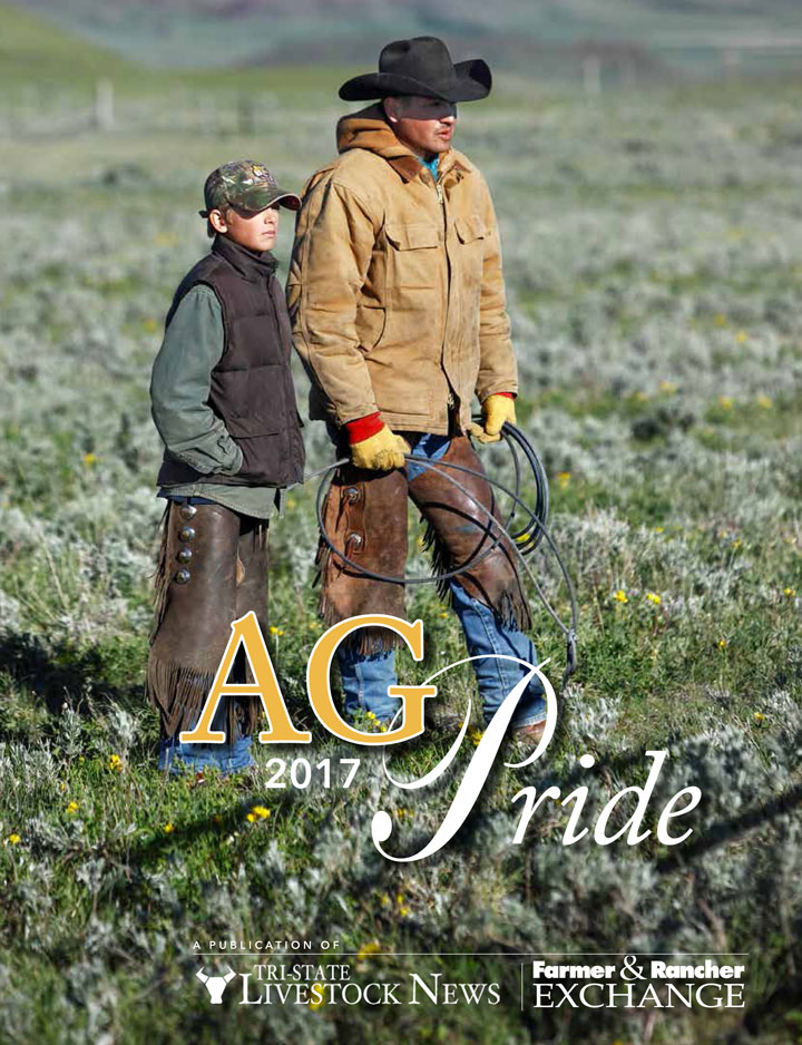 Ag Pride 2017 Cover