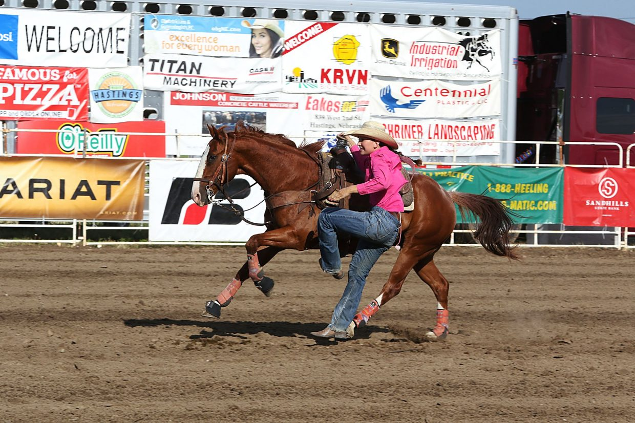 Neb Youth Qualify For National Hs Rodeo Tsln Com