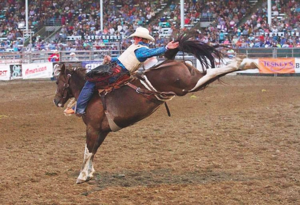 Results National High School Rodeo Finals Gillette Wyoming Tslncom