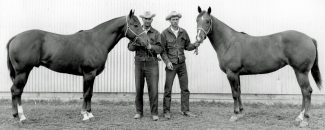 123 Years of Horses:  South Dakota's Suttons Honored as 2018 AQHA Hall of Fame Inductees