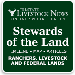 Stewards of the Land: Ranchers, Livestock and Federal Lands