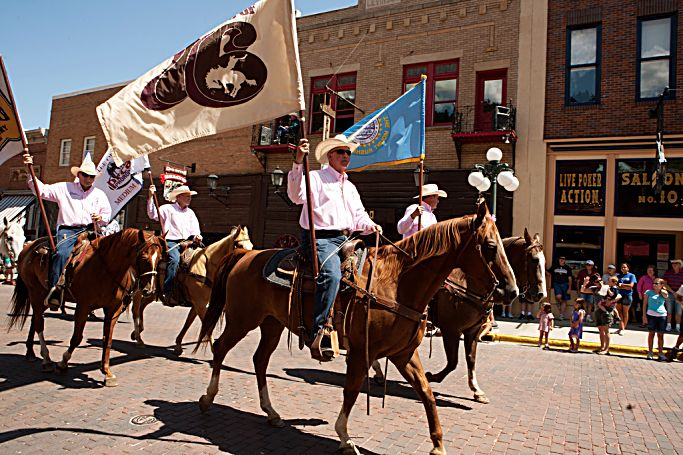 Pat Roberts Of Deadwood S D Has Attended Every Days Of 76 Rodeo For 62 Years Tsln Com