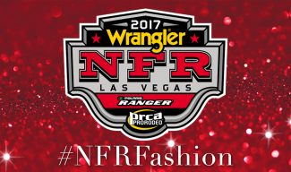 2017 NFR Fashion LIVE from Las Vegas