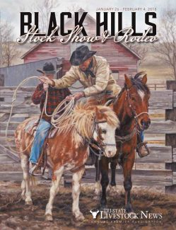 Black Hills Stock Show & Rodeo® 2018 Premier Issue