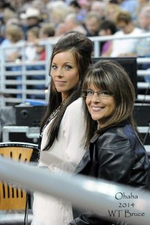 Suttons on time at WNFR: Mother-daughter duo run the clock at the world's biggest rodeo