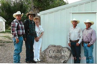 South Dakota's Crago family recognized as AQHA Ranching Heritage Breeder of the Year