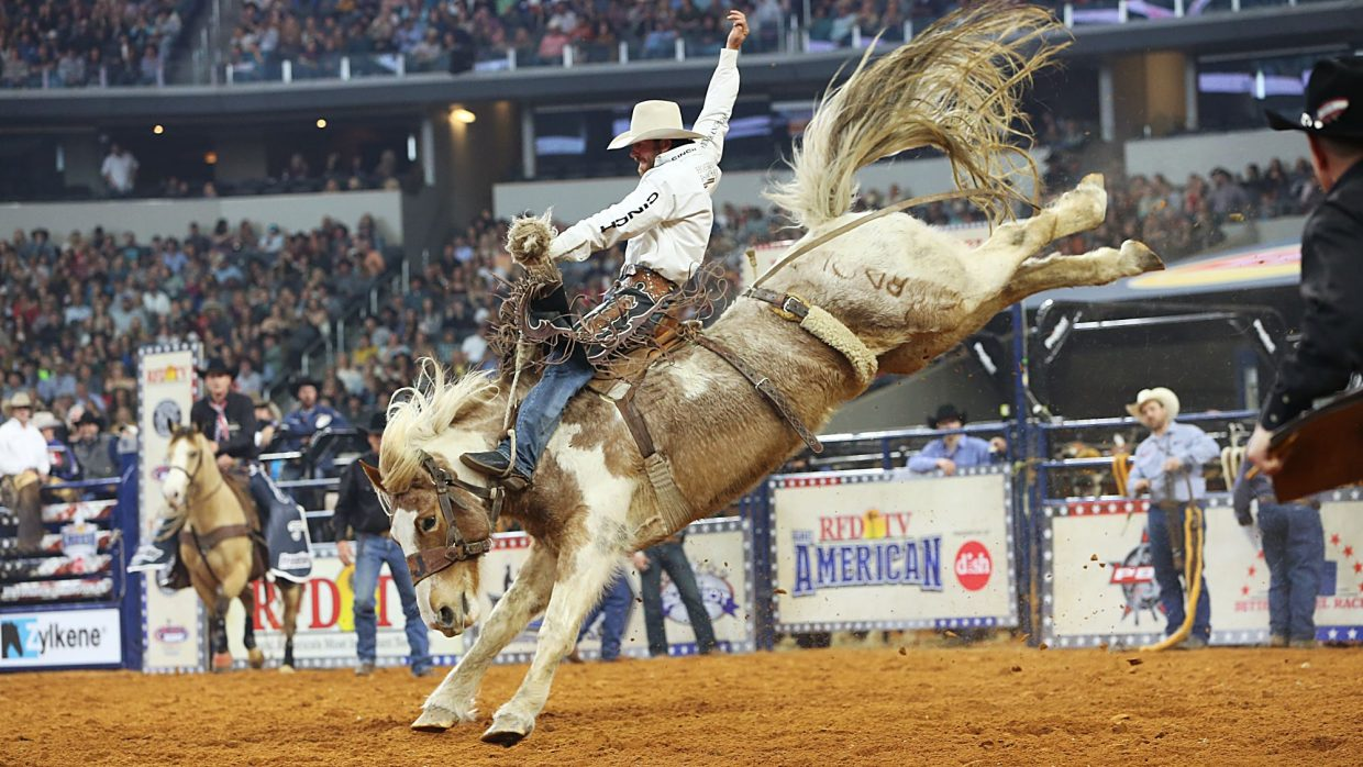 Payoff American Rodeo Win Will Help Nebraska Rancher Pay