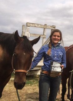 The loss of Lil Sis: EHV-1 claims the life of beloved youth rodeo horse