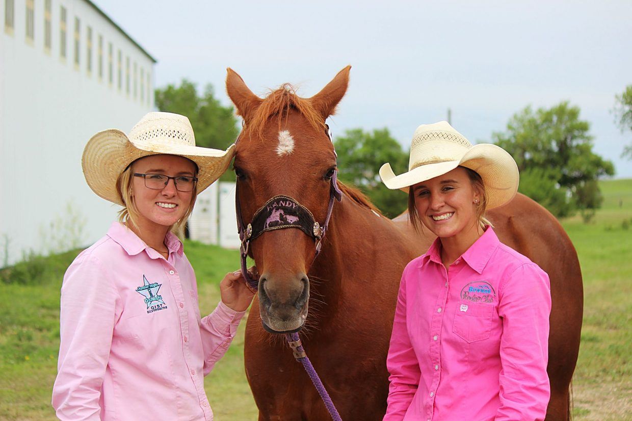 Sister Thing Rotenberger Girls 1 And 2 In North Dakota High School