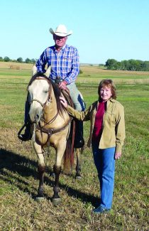 Hollenbecks receive ranch family honor