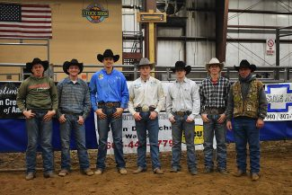 Locals to bulldog at American, Jr. American, Jr. NFR