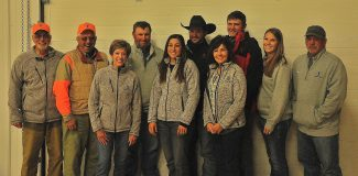 Thomas Ranch donates heifer to give back to Black Hills Stock Show and youth