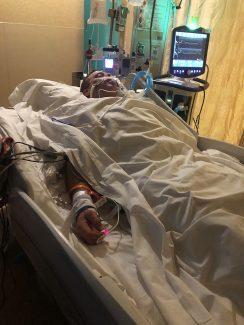 Bull rider recovering from CO run-in