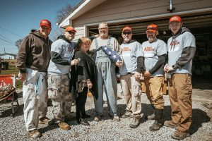 Send Me! Team Rubicon: Making a Difference in Small Town America