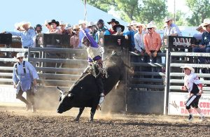Memories from round 1 of the South Dakota High School Rodeo Finals